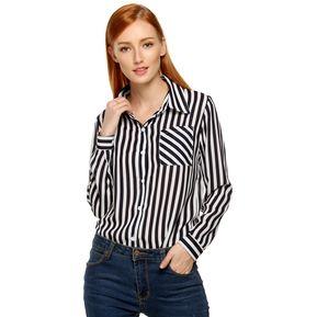 394a136ad Compra Camisas manga larga mujer en Linio Colombia