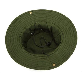 Compra Sombrero Boonie Militar Camping Pavas Unisex Color Verde ... c00e0184fc1