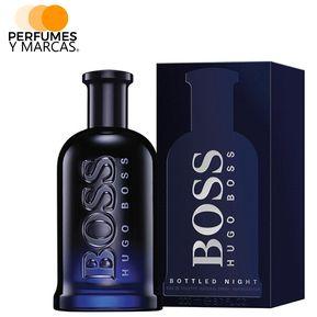 Perfume Hombre Boss Bottled Night 200ml Para Hombre c1aafe1835fa