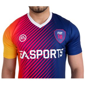 Playera Camiseta Colección FIFA18001 FIFA 2018 ThinkGeek cecfa831133aa