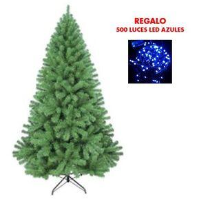 42d2e9093fbc3 Combo  Árbol de Navidad + 500 luces azules de navidad