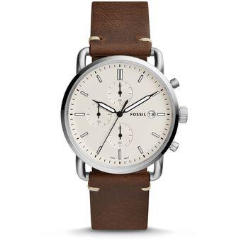 02b467759ccc Compra Fossil - Reloj FS5402 The Commuter Chronograph Para Hombre ...