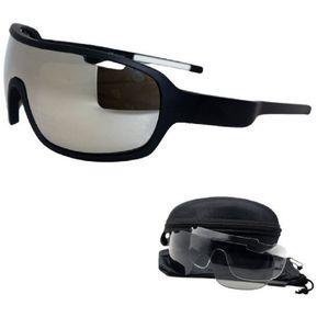b152a2cc8e Gafas Deportivas 3 Lentes Ciclismo Atletismo Moto