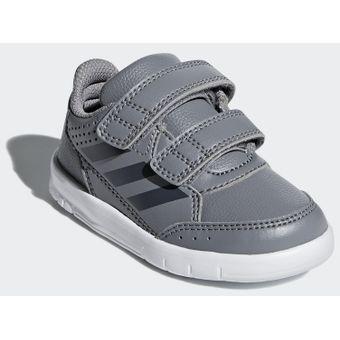 Humedal dividir paquete  Zapatillas Adidas Niño Altasport Cf I Training Gris Negro   Linio Perú -  AD484TB07NZ79LPE