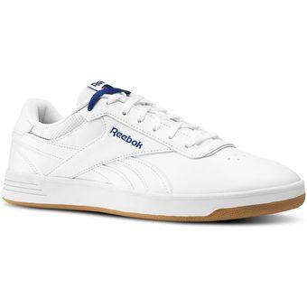 Reebok Royal Transport - Zapatillas de Piel para hombre Blanco blanco, color Blanco, talla 43