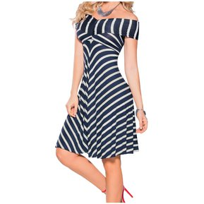 01a254aa3730c Falda   Vestido Adulto Marketing Personal Para Mujer Azul Marfil