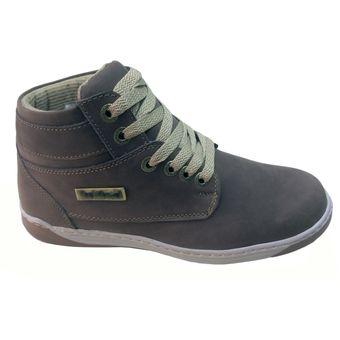264dd4974e6 Compra botas en cuero para hombre outfit francois café online jpg 340x340 Cafe  botas de cuero