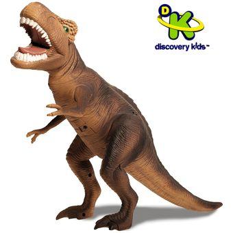6317cc6ca Compra Juguetes Discovery Kids Dinosaurio T-rex Con Sonido 5 Piezas ...