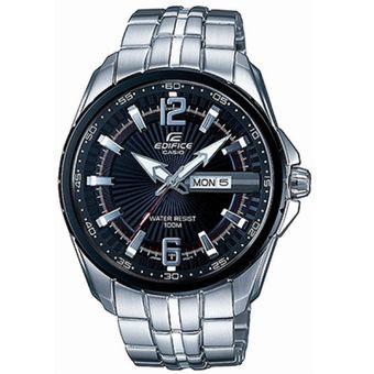 2c3fd99b8ea1 Compra Reloj Casio Edifice EF-131D-1A1 Plateado Para Hombre online ...