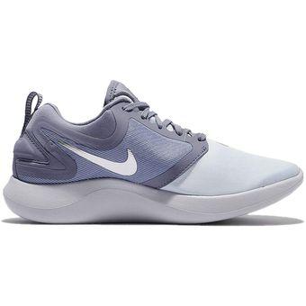 Compra Zapatillas Running Mujer Nike LunarSolo-Azul online  af2f55058809f
