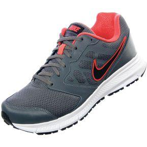 Zapatilla Nike Downshifter Para Hombre - Plomo