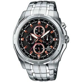 0c740d14252b Reloj Casio Edifice EF-328D-1A5-Plateado con negro