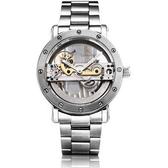 Reloj Mecánico Automático Reloj De Moda Casual 50 M A Prueba De Agua IK  Colouring 98393G Para 82cee8379c30