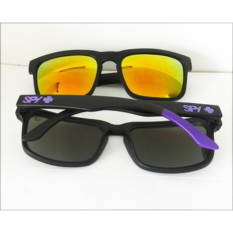7f6ab287d Gafas Lentes Spy, Ken Block Uv 400 Estuche Deportes Extremos Frame Purple