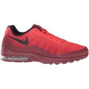 new styles 6c57e 41744 Zapatillas Running Hombre Nike Air Max Invigor Print-Rojo