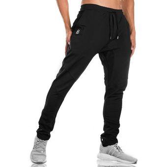 cd401ed94a Compra Pantalones Deportivos Para Hombre-Negro online