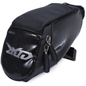 Al Aire Libre De PVC Antideslizante Portátil Luces Traseras Bolsa Paquete  Para Bicicletas Black ad7295ef9dc2