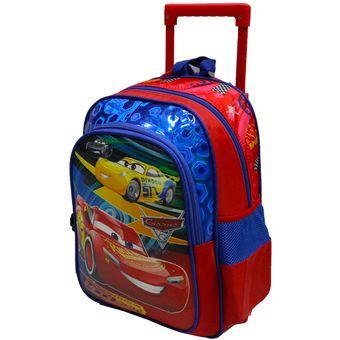 siempre popular mayor descuento moda caliente Maleta Ruedas Pequeña Disney Cars 3 Escolar Tapa Dura