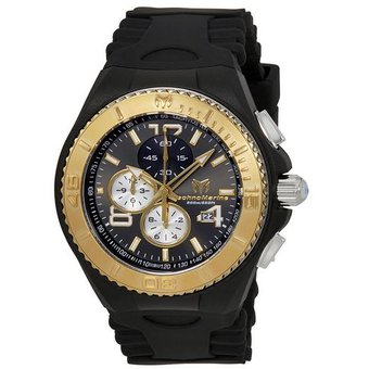 74fffa0988ec Compra Reloj Technomarine Cruise TM-115149 Negro Masculino online ...