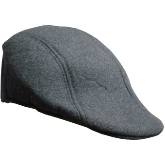 bb4452ab007f7 Compra Boina Inglesa Color Beret Unisex Gorro 010 Paño Gris online ...
