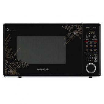 0e5cc6f02 Compra Daewoo - Horno Microondas 34 Litros KOR-34NN - Negro online ...