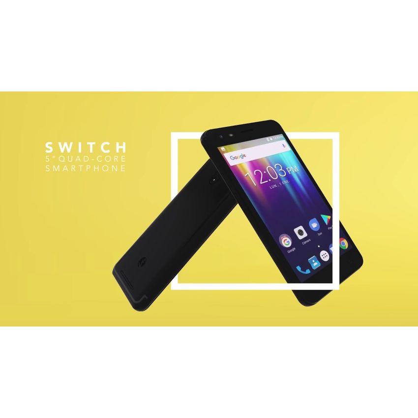 "Celular Iswag Switch 5"" 8G Dual Sim - Negro"