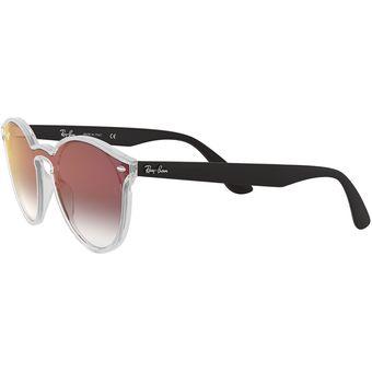 b744852c49 Compra Gafas de Sol Ray-Ban RB4380N-Gris online | Linio Colombia