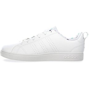 8a45fb54 Tenis Adidas Advantage Clean K - B75739 - Blanco - Joven