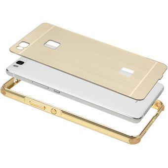 3bfa92c00f8 Estuche Protector MOONCASE Brushed Metal Huawei G9 / Huawei P9 Lite / G9  Lite -Bebé