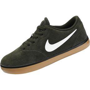 Zapatilla Nike SB Check Para Hombre - Verde