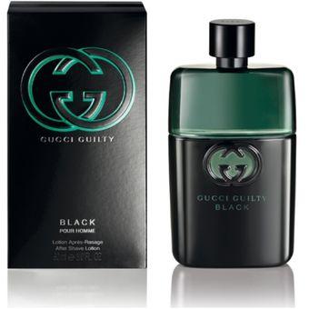 Agotado GUCCI GUILTY BLACK By Gucci Caballero Eau De Toilette EDT 90ml c4478d52ef3