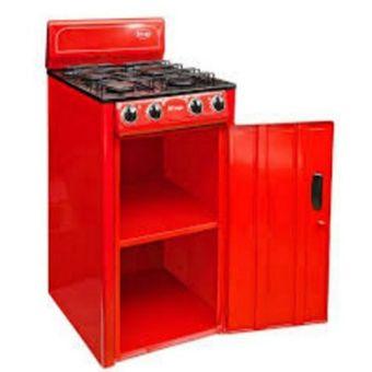Compra estufa gabinete fraga 4 quemadores modelo p225 for Mueble para estufa