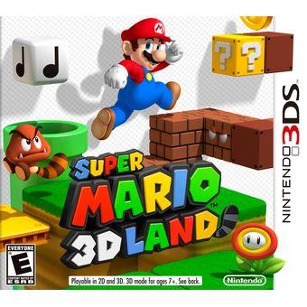 Compra Super Mario 3d Land 3ds Juego Nintendo 3ds Online Linio