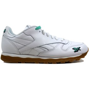 dabe92b63399 Tenis de hombre Reebok Classic Leather 3AM Atlanta DV4707 Blanco
