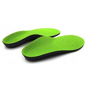 3b6719deac9 Plantillas ortopédicas infantil Deportes transpirable Green