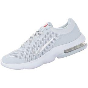 premium selection 5d31a 8ef0f Zapatilla Nike Air Max Advantage Para Dama - Blanco Humo