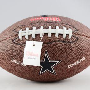Balon De Futbol Americano Nfl Cowboys Wilson - Cafe 3844d592ede