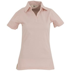 c38de2ef94f7b Playera Dama POLO Dry FIT Mujer Dacache Uniforme Empresarial Ejecutivo  Oficina Color-Rosa