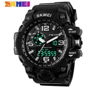 66eb4802d5e1 Agotado Skmei Reloj Deportivo Para Hombre nino estudiante caballero Relojes  Digitales LED Resistente Al