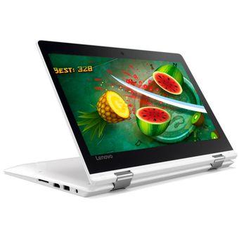 54322840b Computador Portátil Lenovo Yoga 310-11IAP Windows 10 Intel Celeron N3350  Ram 4 Gb DD