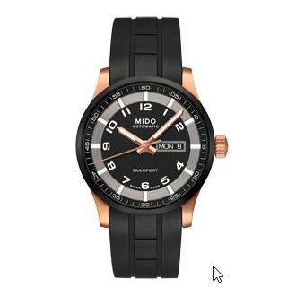 312e1ac63968 Compra Reloj Mido Multifort Caballero M005430375 - Negro online ...