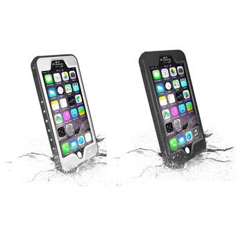 carcasa para el agua iphone 7 plus