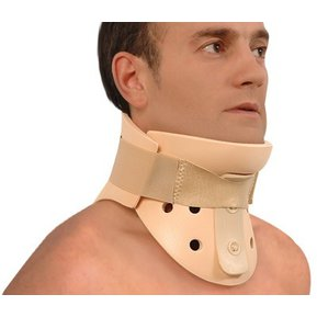 Collar Body Care Tipo Filadeldia con ajuste en Velcro-Beige bda2c318166c