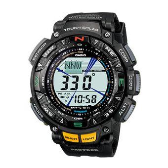 e5de8eb624c4 Compra Reloj Casio PRG-240-1D Protrek Triple Sensor-Negro online ...
