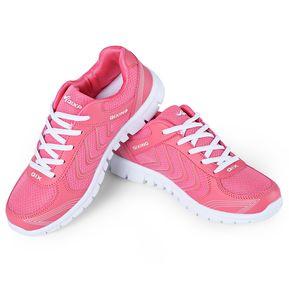 fe0039cc7bf63 Femeninos Zapatos Transpirables De Malla De Nido De Abeja Para Deportes  Zapatillas De Deporte Para El