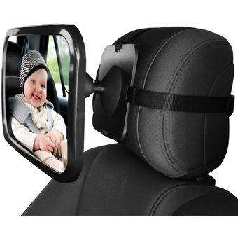 Compra Espejo Retrovisor De Seguridad Para Ninos Y Bebes Online