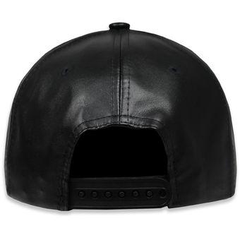 7cfc54ecd6750 Compra Paquete 12 Pz Gorra SC Snapback Piel Negro online