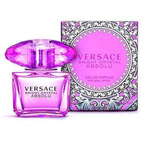 db8e2759f6 Bright Crystal Absolu De Versace Eau De Toilette Spray Para Mujer 90 Ml