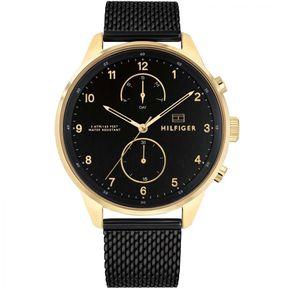 Reloj Tommy Hilfiger 1791580 Negro Hombre 12cb5ddb4527