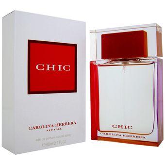 821b05e605ffb Compra Ch Chic Women Carolina Herrera Eau De Parfum 80ml online ...